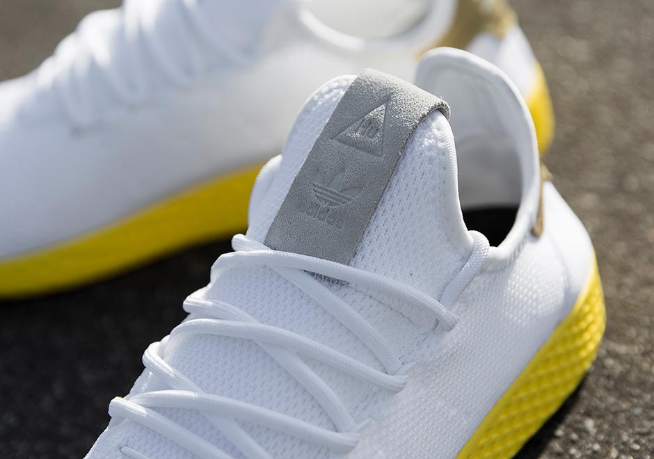 новые кроссовки Pharrell adidas Tennis Hu