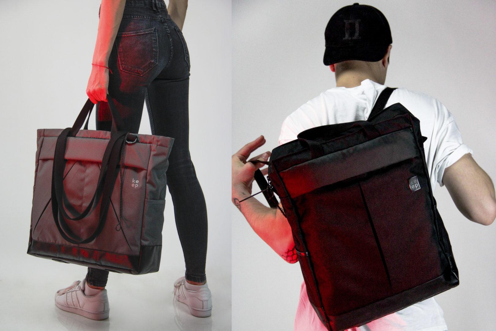 Как сделать рюкзак в we are 808