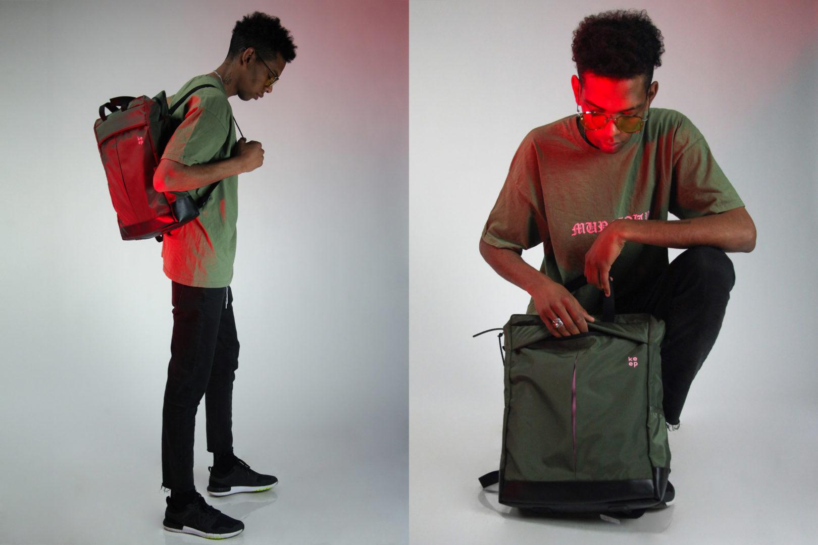 Как сделать рюкзак в we are 504