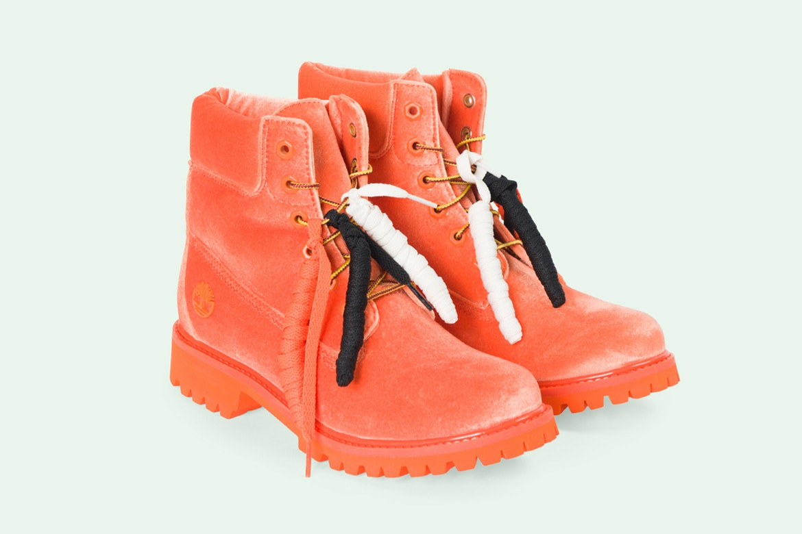 http-bae.hypebeast.comfiles201711off-white-timberland-velour-boots-orange-green-black-tan-3