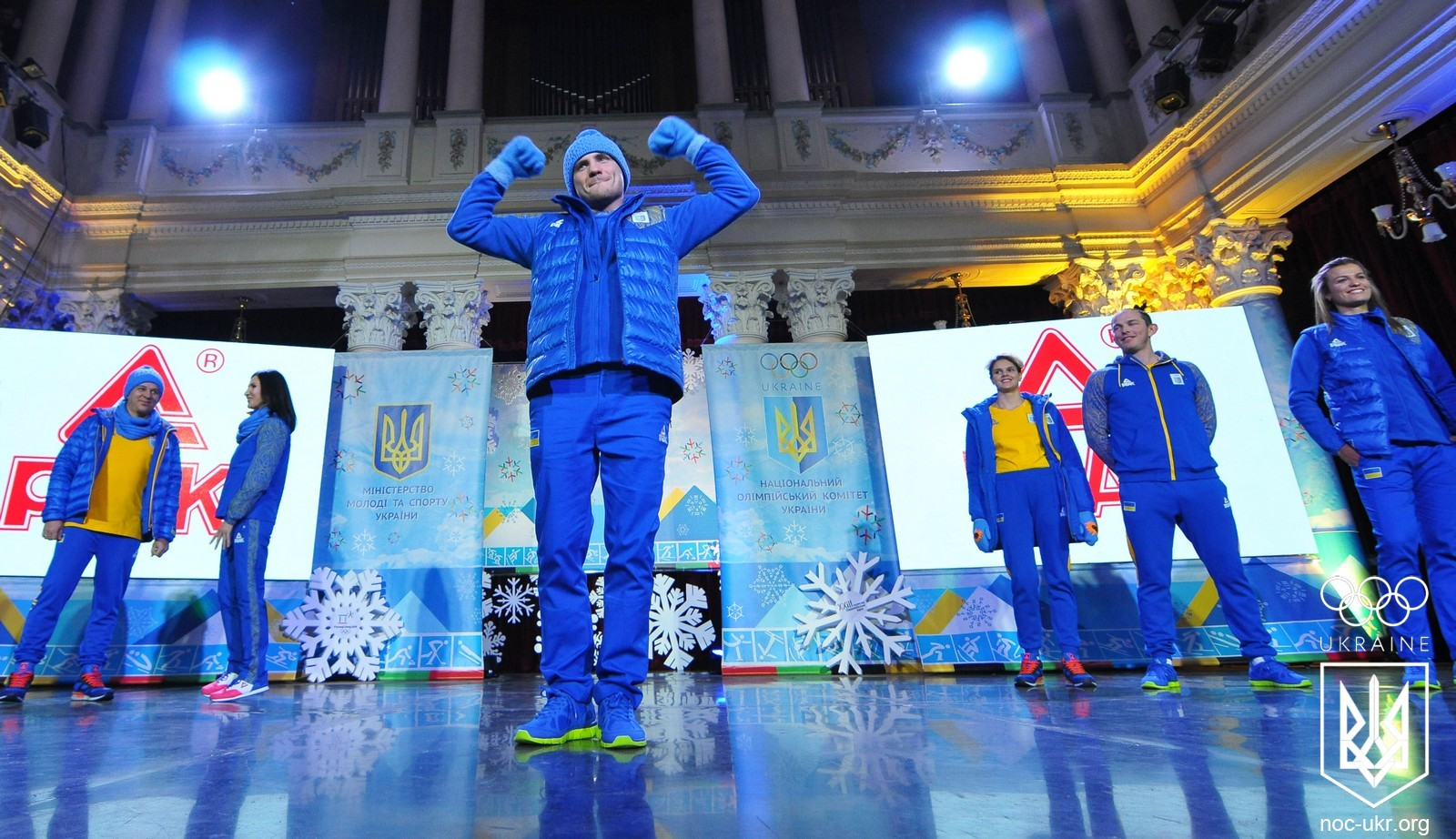 Презентація Олімпійської форми на Ігри-2018-33835