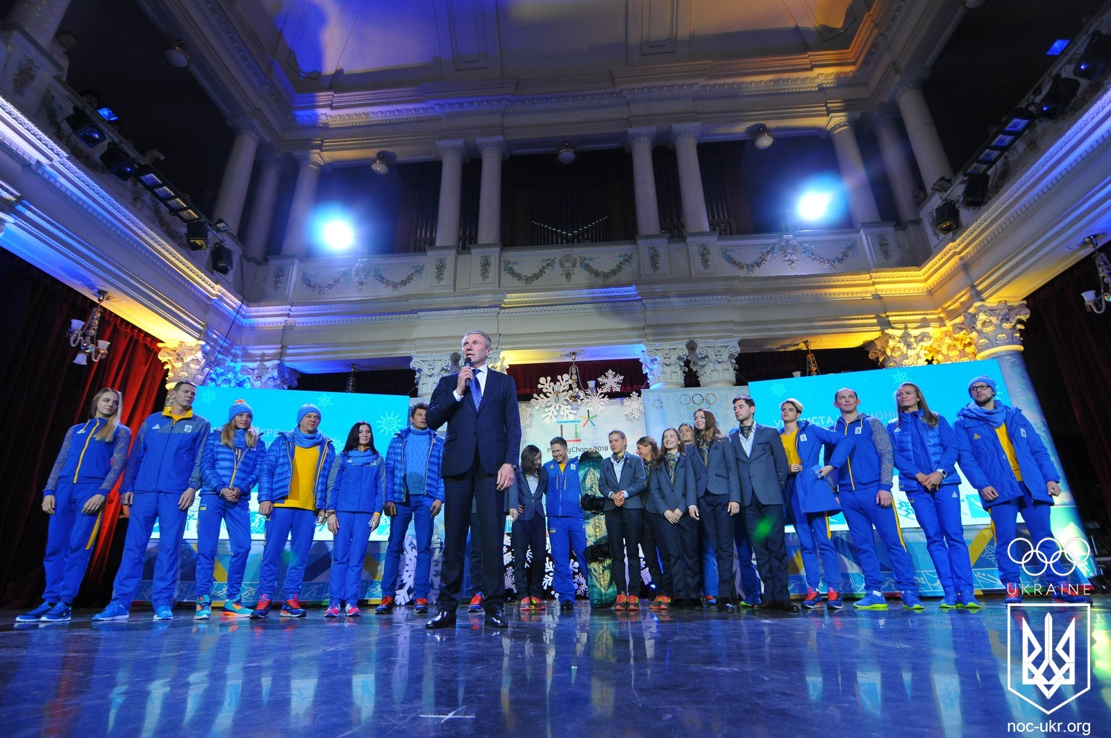 Презентація Олімпійської форми на Ігри-2018-33839